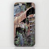 Vintage Jeep iPhone & iPod Skin