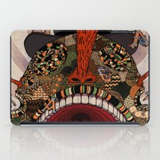 swallow frogs iPad Case