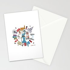 I {❤} London Stationery Cards