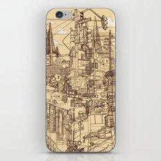 San Francisco! (Dusty) iPhone & iPod Skin