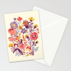 The Garden Crew Stationery Cards