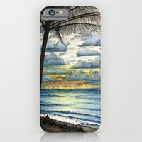 iPhone & iPod Case featuring Kauai Sunrise by Right As Rain