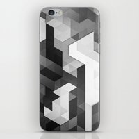 scope 2 (monochrome series) iPhone & iPod Skin
