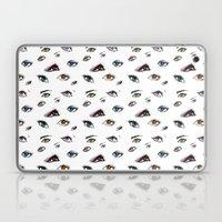 Dozens of Eyes Laptop & iPad Skin