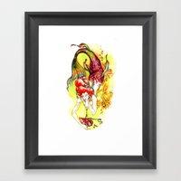 Mishelle Framed Art Print