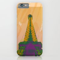 iPhone & iPod Case featuring VIVE LA FRANCE by IamDesigner