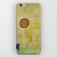 beyond planets iPhone & iPod Skin