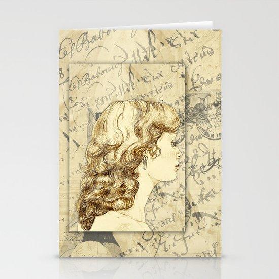 Paris Dreams Stationery Card