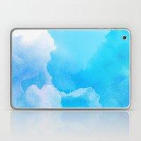 Cloud Blue Laptop & iPad Skin