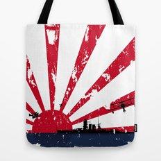 Imperial Japanese Navy Tote Bag