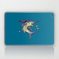Jumping Marlin Laptop & iPad Skin