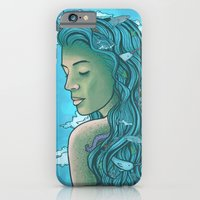 Siren Of The Seas iPhone 6 Slim Case