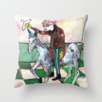 Special Room Throw Pillow