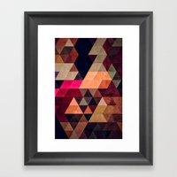 pyt Framed Art Print