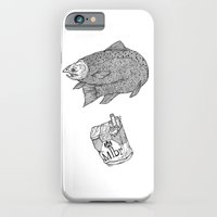 Fish Smokes iPhone 6 Slim Case