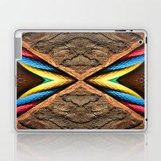 X Letter Laptop & iPad Skin
