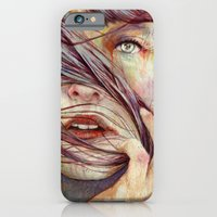 iPhone Cases featuring Opal by Michael Shapcott