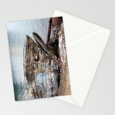 Fish Boat Stationery Cards