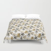 Herbal Apothecary Duvet Cover