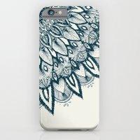mandala iPhone & iPod Cases featuring Mandala by rskinner1122