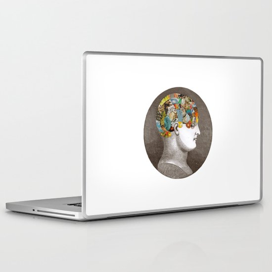 Phrenology Laptop & iPad Skin