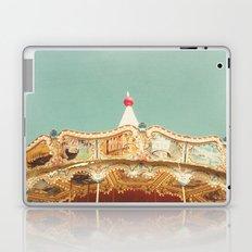 Carousel Lights Laptop & iPad Skin