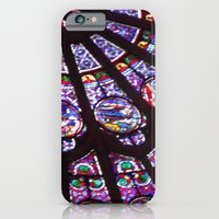 Rose Window (Notre Dame)  iPhone 6 Slim Case