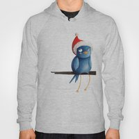 Christmas Bird Hoody