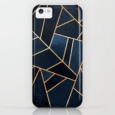 Navy Stone iPhone 5c Slim Case