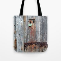 Another Rusty Tote Bag