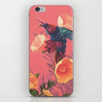 Pollinators II iPhone & iPod Skin