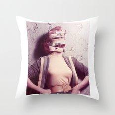 Barbie Throw Pillow