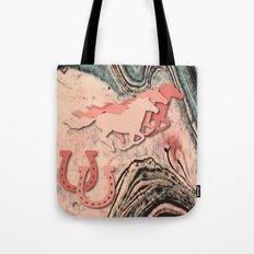 Horses No. 1 Tote Bag
