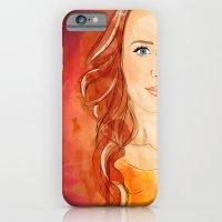 Simone Simons iPhone 6 Slim Case