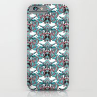 Folk Rooster iPhone 6 Slim Case