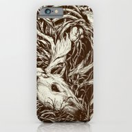 iPhone & iPod Case featuring Doe-eyed by Teagan White