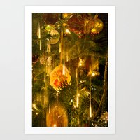 O Christmas Tree Art Print