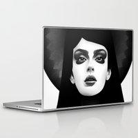 star Laptop & iPad Skins featuring Morning Star by Ruben Ireland