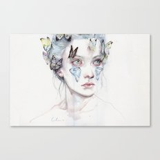 Love And Sacrifice Canvas Print
