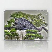 Dragon Rooftop Laptop & iPad Skin