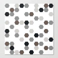Graphic_Cells Canvas Print