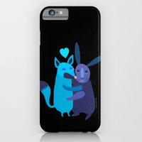 iPhone & iPod Case featuring Why can't we all just get along? by Pippa Curnick