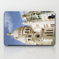 Sacre Coeur, Paris  iPad Case