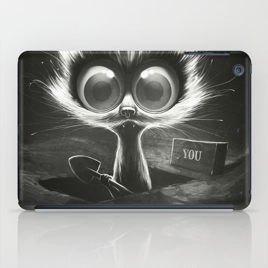 Night Shift (夜勤) iPad Case