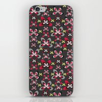 Modern Bloom iPhone & iPod Skin