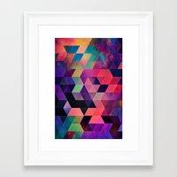 rykynnzyyll Framed Art Print