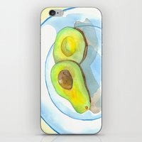 California Avocados iPhone & iPod Skin