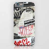 iPhone & iPod Case featuring Stickers by Kirstie Battson