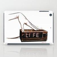 Life On Snooz iPad Case