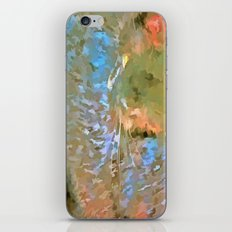 Pop Art Cat iPhone & iPod Skin